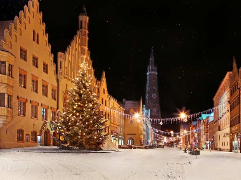 Christkindlmarkt Landshut