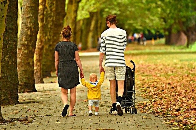 Bürgerpark in Darmstadt