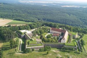 Wülzburg bei Weißenburg (c) Bayrisches Limes-Informationszentrum