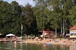 Strandbad Wukensee in Biesenthal