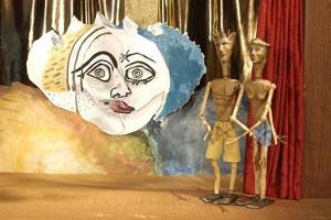 Die Zauberflöte für Kinder ab 4 Jahren im figurentheater Fadenschein in Braunschweig
