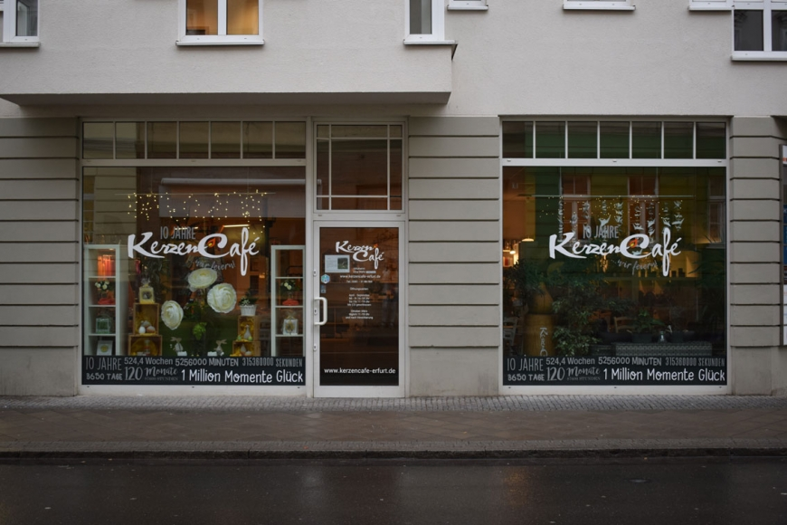 Kerzencafé Erfurt