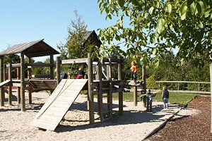 Ziegeleipark Heilbronn - Spielplatz