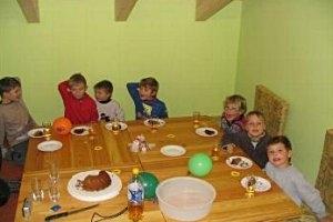 Walderlebniszentrum Ziegelwies Kindergeburtstag