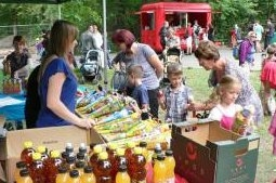 Zuckertütenfest im Zoo Dresden