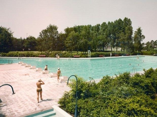 Badespaß im Schwimmbad