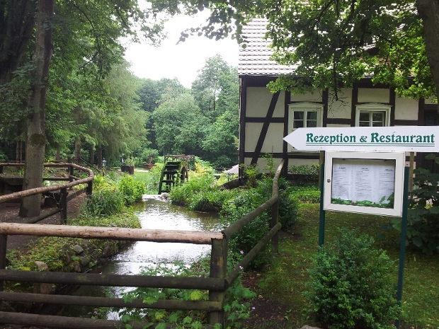Gasthof Boltenmühle in Gühlen-Glienicke