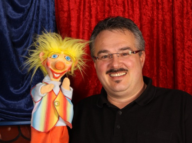 Winfried Hildenbeutel (c) Puppentheater Plappermaul Heidelberg
