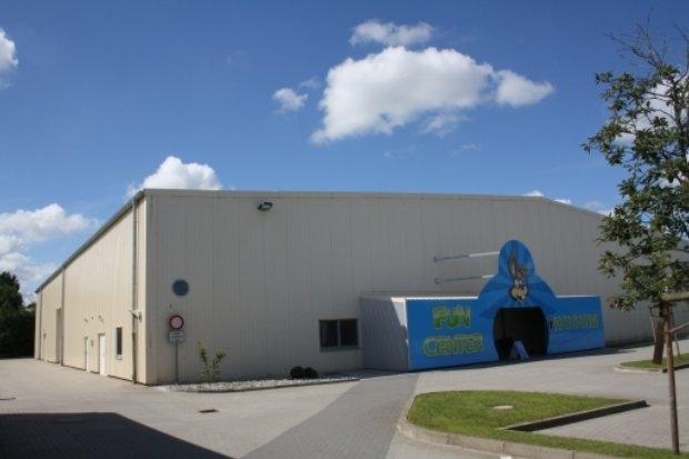 Fun Center Husum - Außenansicht