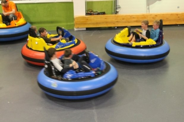 Fun Center Husum - Bumpercars