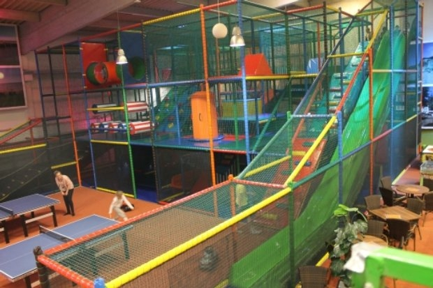 Fun Center Husum - Klettergerüst