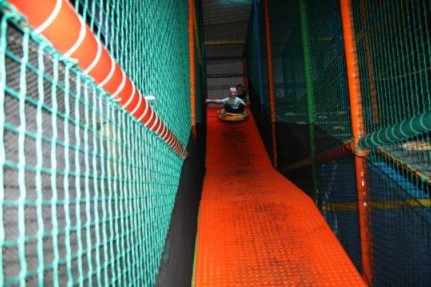 Fun Center Husum - Reifenrutsche