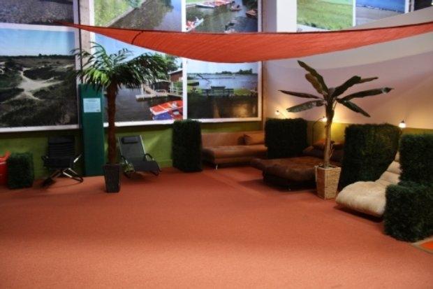 Fun Center Husum - Relaxecke für Eltern