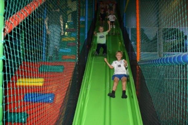 Fun Center Husum - Rutsche
