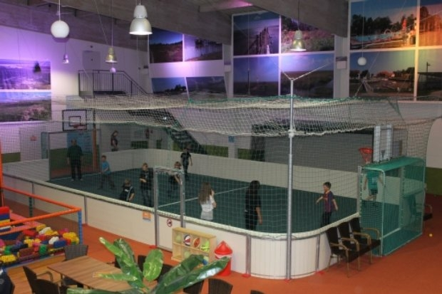 Fun Center Husum - Soccerplatz