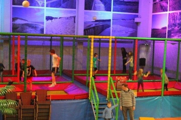Fun Center Husum - Trampoline