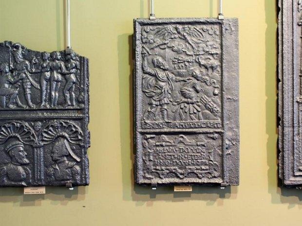 Besuch im Museum (c) Eisenmuseum Juenkerath