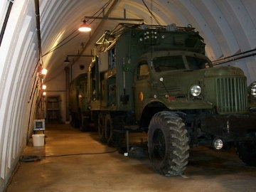 Das Militärmuseum in Kossa (c) Militärmuseum Kossa