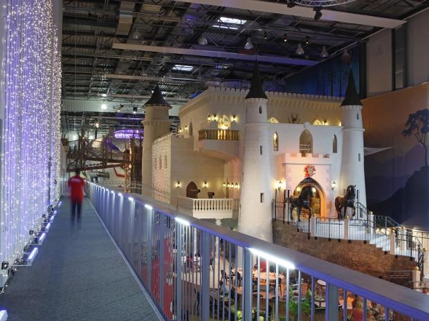 Märchenschloss im Sensapolis