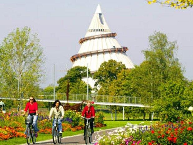 Elbauenpark Magdeburg