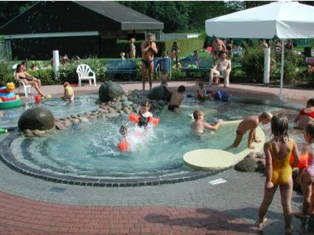 Spaß im Freizeitbad