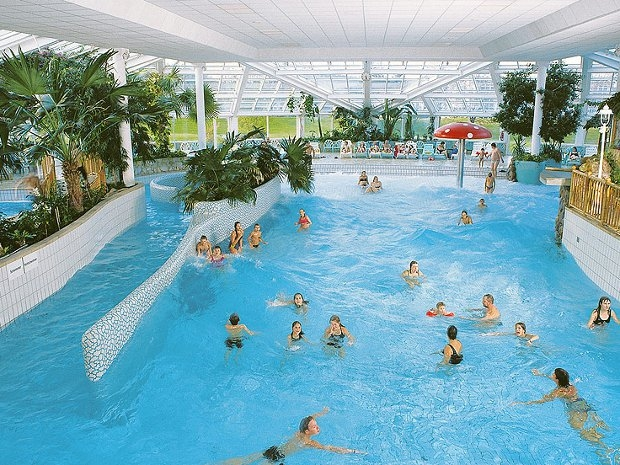 Badespaß im Mariba (c) Mariba Erlebnisbad Neustadt