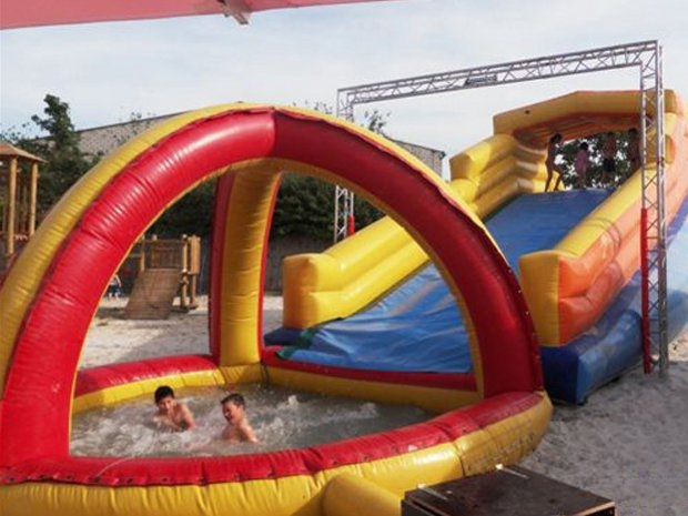 Kinderpark Jackelino in Niederkassel