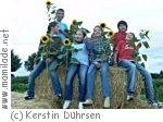 Sieversdorf Kindergeburtstag im Maislabyrinth