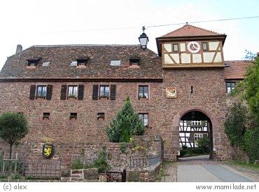 Burgruine Dilsberg