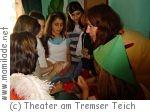 Kindergeburtstag Theater am Tremser Teich Lübeck
