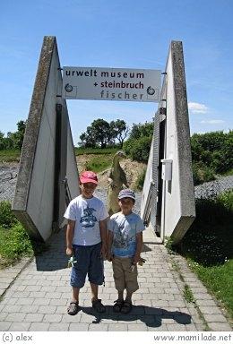 Urweltsteinbruch Holzmaden