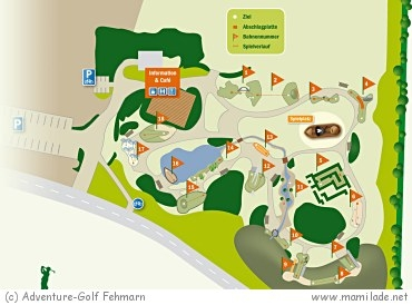 Fehmarn Adventure-Golf