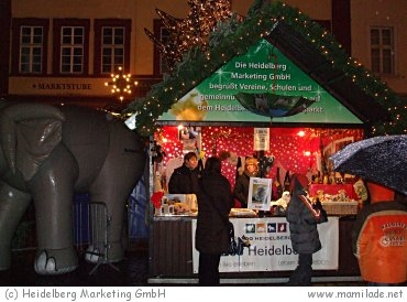 Heidelberg Weihnachtsmarkt