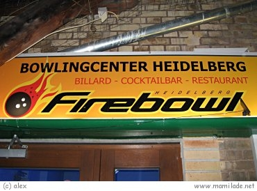 Heidelberg Firebowl Kindergeburtstag
