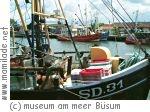 Büsum Fischereigeschichtlicher Spaziergang