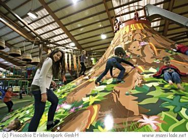 Mannheim Pinocchio Erlebnispark