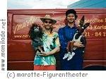 marotte-Figurentheater Karlsruhe -  Hase und Igel
