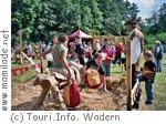 Großes Mittelalterfest auf der Burgruine Dagstuhl