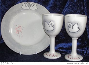 Paint Pots Keramikmalstudio in Satrup  s06