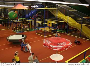 SumSum Indoorfamilienpark in Kiel s07