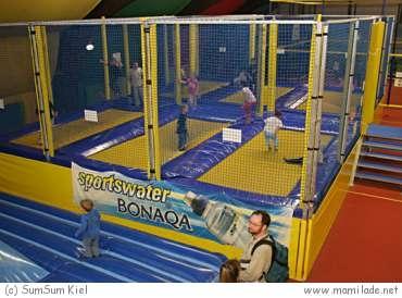 SumSum Indoorfamilienpark in Kiel s09