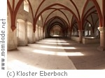 Kinderführung im Kloster Eberbach in Eltville am Rhein