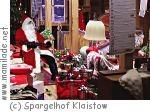 Weihnachtsmarkt Spargelhof Klaistow