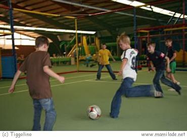 Indoorspielplatz Tiggolino in Raunheim