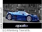 """Führungen durch das Sportwagenwerk """"Apollo"""""""