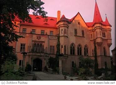 Schloss Püchau  -s09