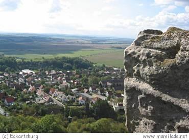 Eckartsburg in Eckartsberga