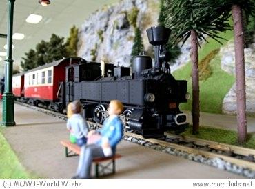 MOWI-World - Modellbahnschau Wiehe