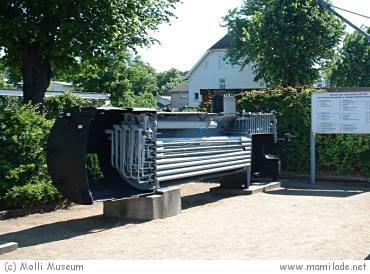 Molli Museum in Kühlungsborn