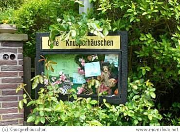 Knusperhäuschen in Bad Wildungen